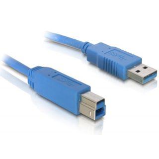 (€1,78*/1m) 5.00m Delock USB3.0 Anschlusskabel doppelt geschirmt