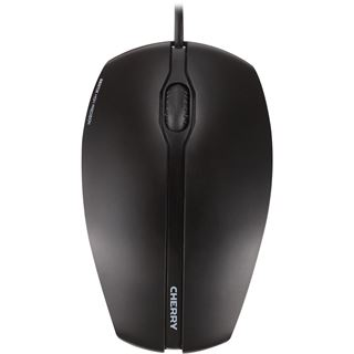 CHERRY GENTIX Corded Optical Mouse USB schwarz (kabelgebunden)