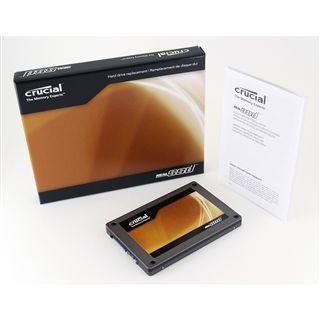 "128GB Crucial C300 Series 2.5"" (6.4cm) SATA 6Gb/s MLC asynchron"