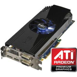 1024MB HIS Radeon HD 5870 iCooler V Turbo GDDR5 PCIe