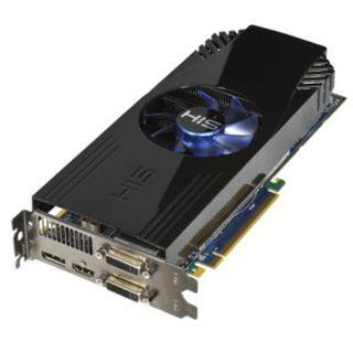 1024MB HIS Radeon HD 5850 iCooler V Eyefinity GDDR5 PCIe