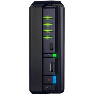 """Synology Disk Station DS110+ NAS System für 2,5"""" oder"""