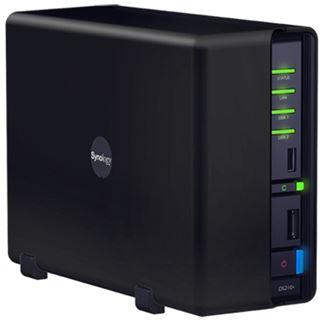 "Synology Disk Station DS210+ NAS System für 2x2,5"" oder"