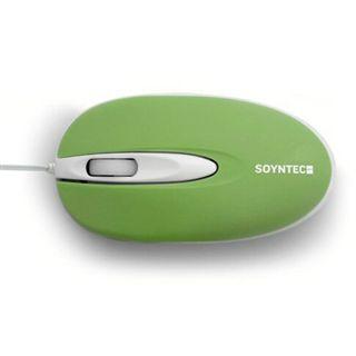 Soyntec Inpput R260 USB gruen (kabelgebunden)