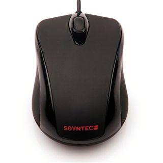 Soyntec R700 Laser Maus Schwarz USB