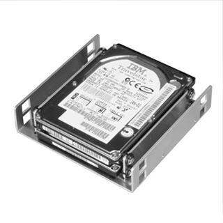 """Lian Li Einbaurahmen für 2x 2.5"""" Festplatten (HD-323)"""