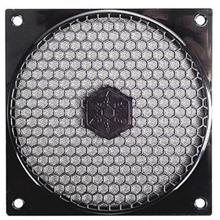 Silverstone 120mm Schutzgitter Staubfilter für Gehäuse