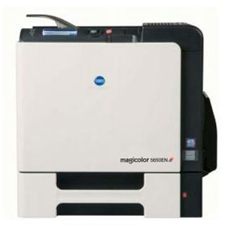 Konica Minolta Magicolor 5670EN Farblaser Drucken LAN/Parallel/USB 2.0