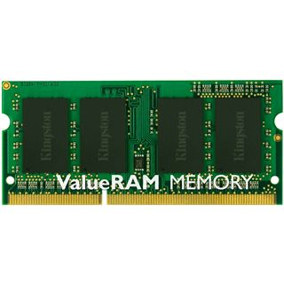 2GB Kingston ValueRAM DDR3-1066 SO-DIMM Single