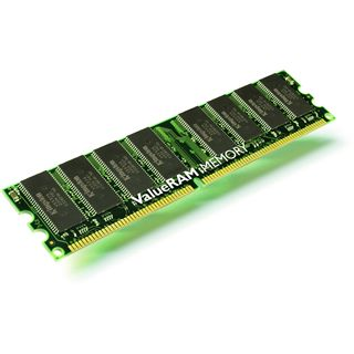 1GB Kingston ValueRAM DDR-333 DIMM CL2.5 Single