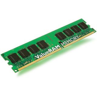 1GB Kingston ValueRAM DDR2-800 DIMM CL6 Single