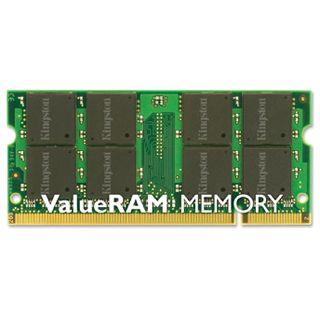 2GB Kingston ValueRAM Dell DDR2-800 SO-DIMM CL6 Single