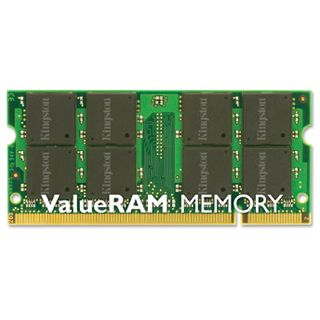 2GB Kingston ValueRAM DDR2-800 SO-DIMM CL5 Single