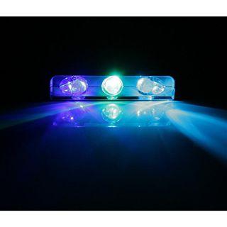 LAMPTRON 3-Spread Lazer blau,grün,rot LED Kit für