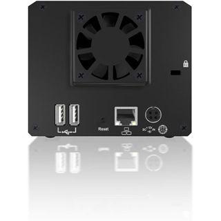 "Icy Box RaidSonic IB-NAS5220 NAS System für 2x3,5"" SATA II"