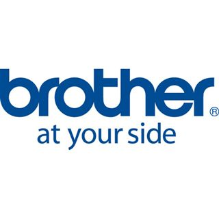 Brother TZM961 Rub Noir/Argent/Mat 8M