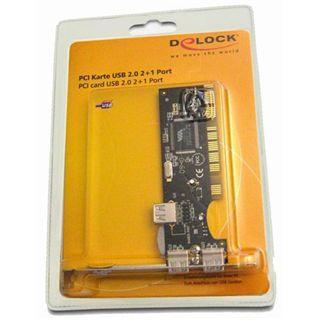 Delock 89040 3 Port PCI retail