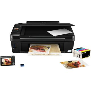Epson Stylus InkJet SX218 Multifunktion Tinten Drucker 5760x1440dpi