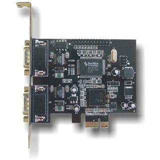 LogiLink PC0033 3 Port PCI zweites Slotblech retail