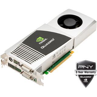 1536MB PNY Quadro FX 4800 Aktiv PCIe 2.0 x16 (Bulk)