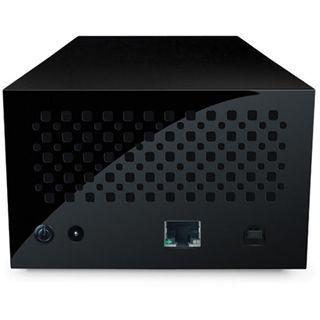 2000GB LaCie Network Space MAX Raid 0 und 1