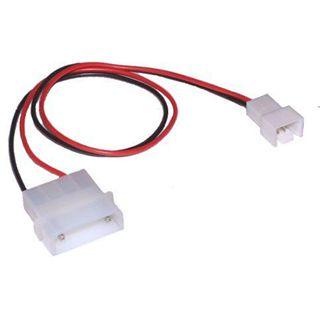 InLine Lüfter Adapterkabel, , 12V -> 7V, 0,3m