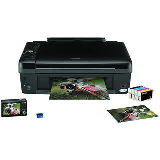 Epson Stylus InkJet SX420W Multifunktion Tinten Drucker 5760x1440dpi