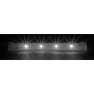 Lian Li LED10-W 4x white LED-Band waterproof - 13 cm