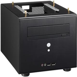 Lian Li PC-Q06B ITX Tower ohne Netzteil schwarz