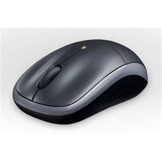Logitech Wireless M215 Optische Maus Schwarz/Grau USB