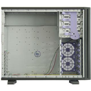 Chieftec Aegis CH-02SL-SLM Midi Tower ohne Netzteil silber