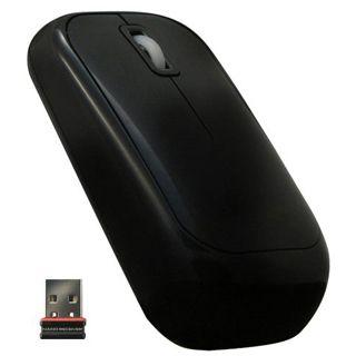Perixx Wireless Perimice-708 Optische Maus Schwarz USB