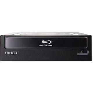Samsung Blu-ray Combo Rom SH-B123L/BSBP Lightscribe SATA Schwarz BULK