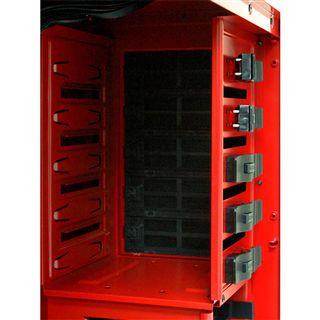 NZXT Phantom Big Tower ohne Netzteil rot
