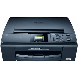 Brother DCP-J315W Tinte Drucken/Scannen/Kopieren USB 2.0/WLAN