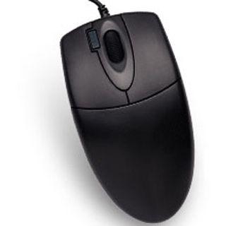 A4Tech OP-620D Optische Maus Schwarz USB