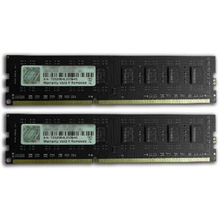 4GB G.Skill NS Series DDR3-1333 DIMM CL9 Dual Kit