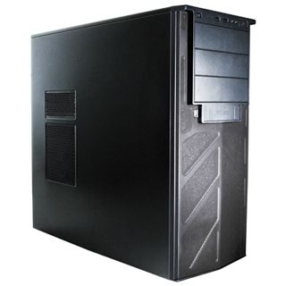 Antec New Solution VSK-2000 Midi Tower ohne Netzteil schwarz