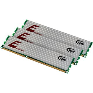 3x2048MB TeamGroup Elite DDR3-1066 CL7 Kit