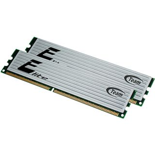 4GB TeamGroup Team Elite DDR2-800 DIMM CL5 Dual Kit