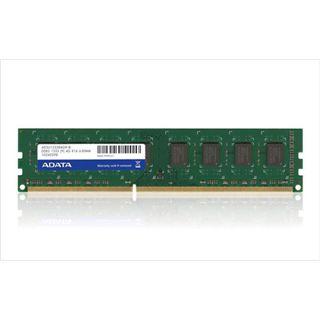 4GB ADATA Value DDR3-1333 DIMM CL9 Dual Kit