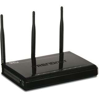 TrendNet Router TEW-691GR WLan 4 Port 450Mbit/s