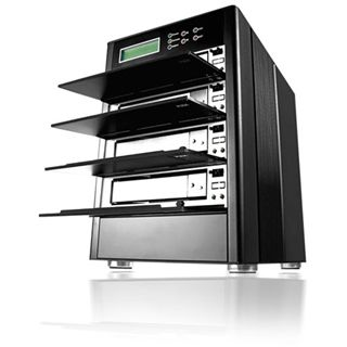 "Raidon SL5650-4S-L4D NAS System für 4x3,5"" eSATA7LAN HDD"