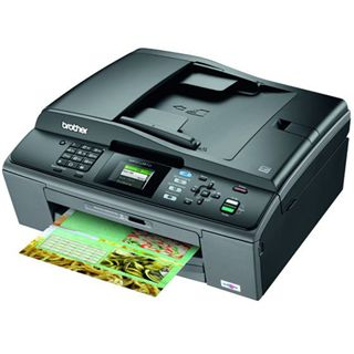 Brother MFC-J410 Multifunktion Tinten Drucker 6000x1200dpi USB2.0