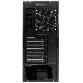 Antec Dark Fleet DF-10 Midi Tower ohne Netzteil schwarz