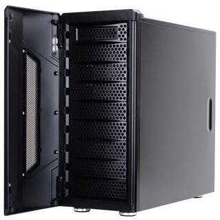 Silverstone Precision PS01-E Midi Tower ohne Netzteil schwarz