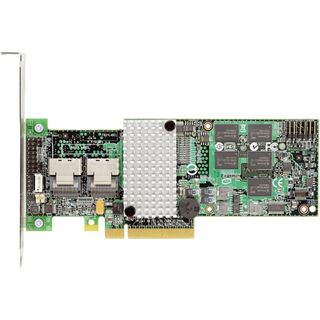 Intel Compact RAID Adapter 8 Port Multi-Lane PCIe 2.0 x8 Low Profile