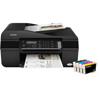 Epson Stylus Office BX305FW Multifunktion Tinten Drucker 5760x1440dpi