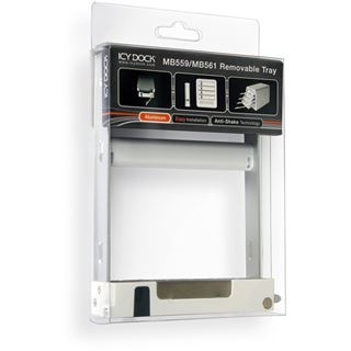 Icy Dock MB561 GEHW Extra Tray (White)