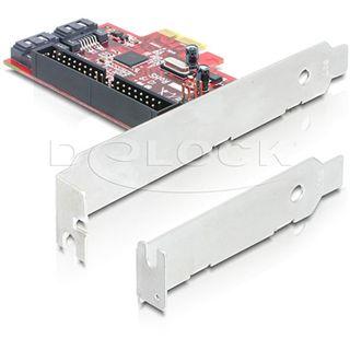 DeLock PCI Express > 2 x intern SATA 6Gb/s 1 x intern IDE ink.